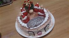 クリスマスケーキ(*^_^*)
