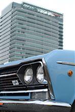 日産80周年記念 ヘリテージ・カー・パレード in Yokohama