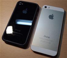 iPhone5sを購入しました。