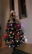 お家でクリスマス♪