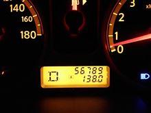 56789km通過