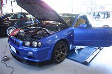 R34 GTR !