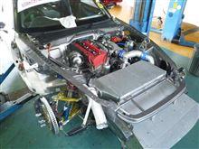 S2000RRエンジン搭載!