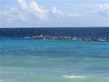 ダイビング2日目 ゼブ本島の南部オスログ村に行ってきました。