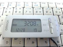 測定(2013/12/28) 土曜日