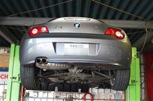 昨日の BMW E85 Z4のお客様から!