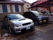 恒例の年末大洗車♪