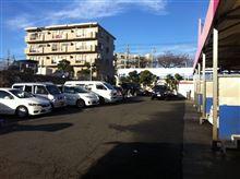 2013年12月30日 洗車しました。