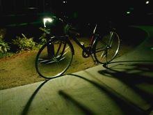 ちょいと自転車で走って来たよ
