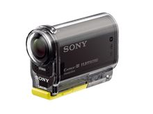SONY、HDR-AS30V車載動画テスト