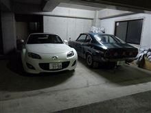 第二ガレージの現況