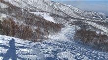 かぐらスキー場に行ってきました