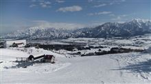 上越国際スキー場に行ってきました