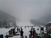 大晦日は初スキーで体がボロボロ & 本年もありがとうございました。