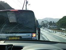 熊野大社参拝は渋滞~