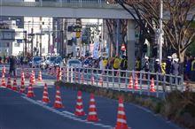 箱根駅伝応援。。。