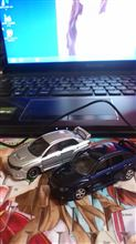 WRX STI 4door (またミニカー)