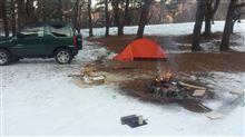 年越しキャンプ
