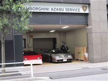 Lamborghini 麻布/日本橋工場