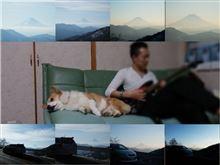 今日の富士山2014新春