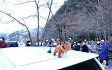 ★明けましておめでとうございます!今年も宜しくお願いします。 2014・1・5不良中高年ワークス奥多摩湖オフ開催です!Z31