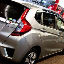 【試乗】Honda Fit Hybrid 1.5L i-VTEC+i-DCD (GP5)