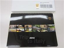 Lamborghini デスクカレンダー