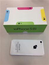 iophone5(色)買ってみました(^ω^)