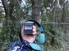 FOXハンティング大会in姫路の電波実験行いました。