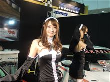 東京オートサロン2014 キャンギャル シスターマジック