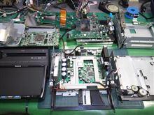 CN-HDS620D。市販モデル、HDDナビ。