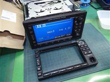 CQ-TH5850A。ホンダ純正、ディスプレイオーディオ。