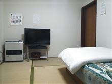 本日のお宿は?  青森県の辺境の地でもWiFiが利用できます。