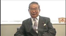「やめろ、やめろとバカが2人そろって」 石原慎太郎氏:朝日新聞デジタル