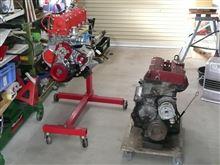 G200Wエンジン分解