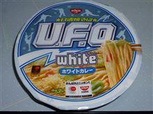日清焼そばU.F.O.white ホワイトカレー