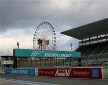 クラブエスプリ走行会in鈴鹿行ってきました。