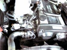 NEW33君 エンジンオイル交換140126