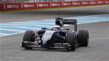 F1 2014 新車発表 Williams FW36
