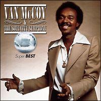 VAN McCOY & THE SOUL CITY SYMPHONY / Super BEST ヴァンマッコイ&ソウル・シティ・シンフォニー/スーパーベスト 音楽動画特集
