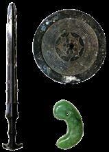 【ヒエとキビ】二種の神器【ティーマとキビ】