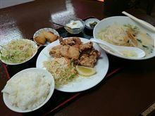 【夕食】・・・。