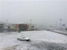 雪で思い出す(+_+)