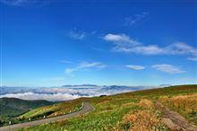 シリーズ 日本の美しい道  「ビーナスライン」