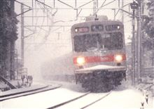過去画像からがさごそと…明日は首都圏、この時以来の大雪だとか…