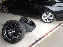 BMW E92のタイヤを選ぶの巻。
