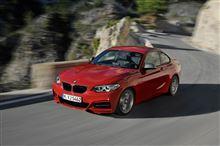 次期愛車! BMW M235i