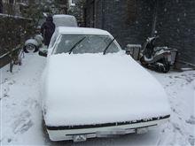 20140208 関東大雪の記録