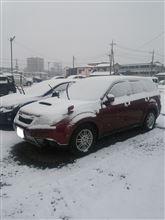 雪で検証した、オッサンの悲哀(笑