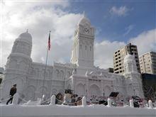 札幌雪祭り...